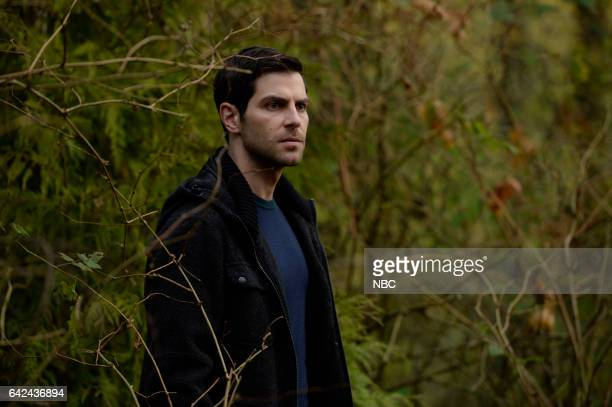 GRIMM 'Tree People' Episode 609 Pictured David Giuntoli as Nick Burkhardt
