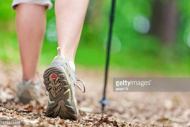 - Trekking-Schuh