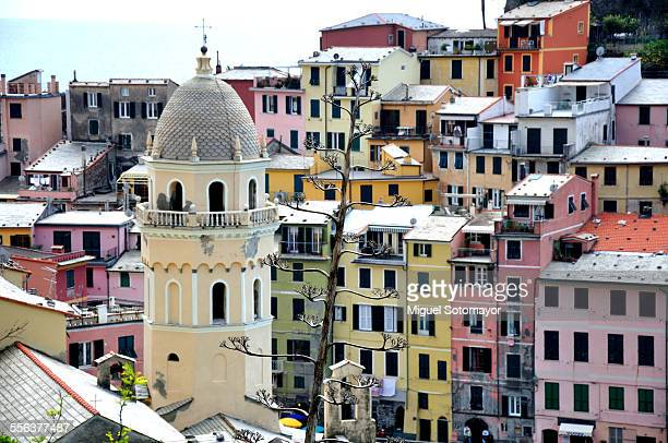 Trekking Cinque Terre. Vernazza