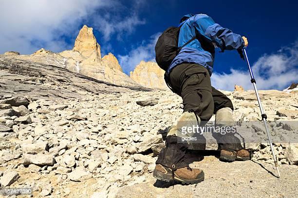 Trekking in den Torres del Paine