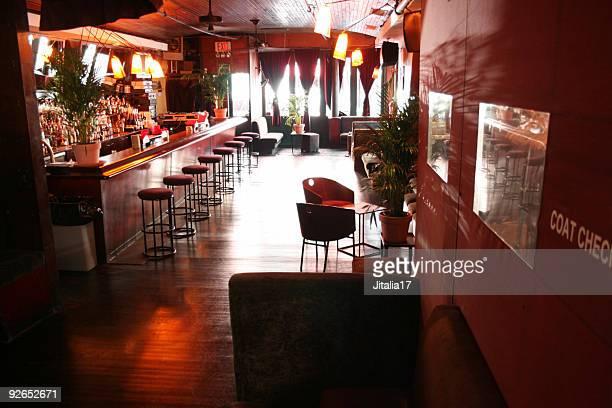 Moderno Cidade de Nova Iorque a barra/Lounge-dentro de