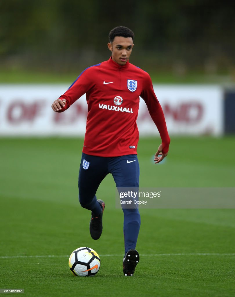 England U21 Training Session