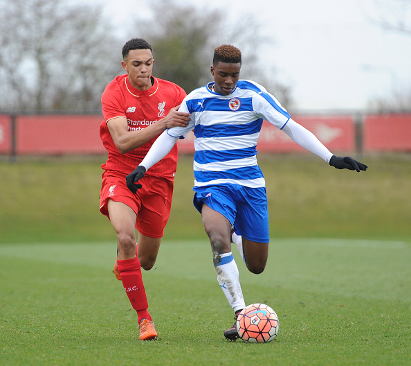 Liverpool v Reading: U18 Premier League : News Photo