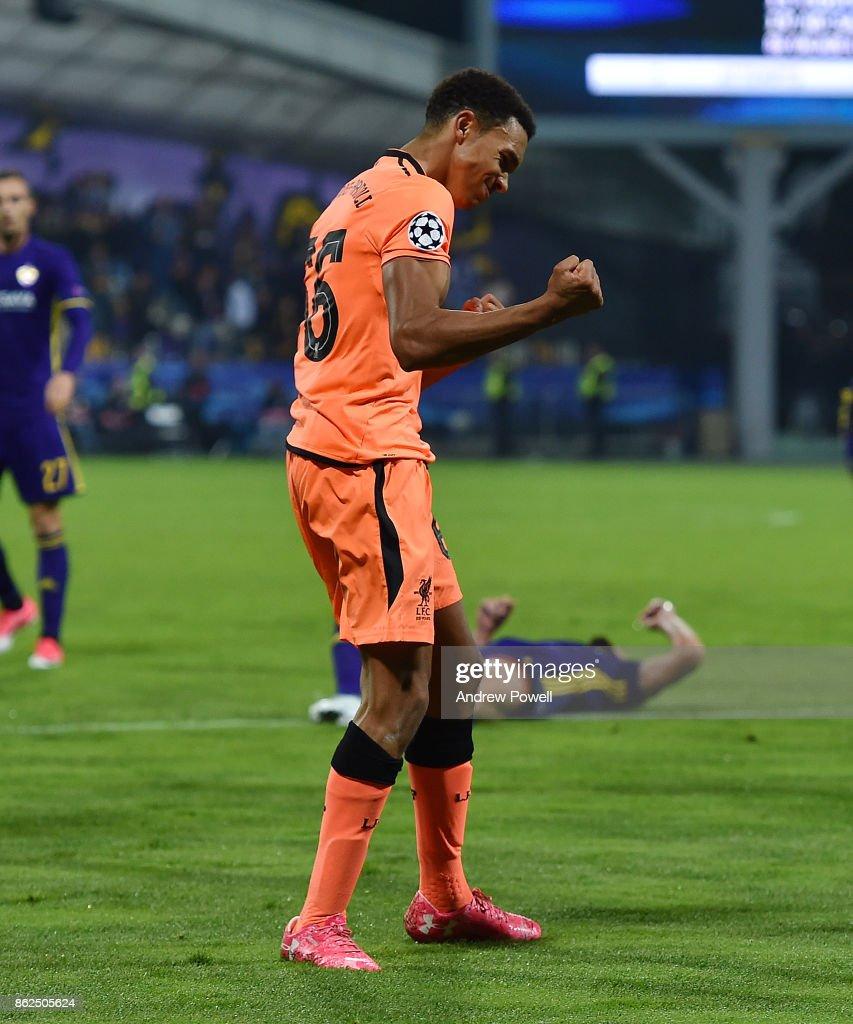 NK Maribor v Liverpool FC - UEFA Champions League
