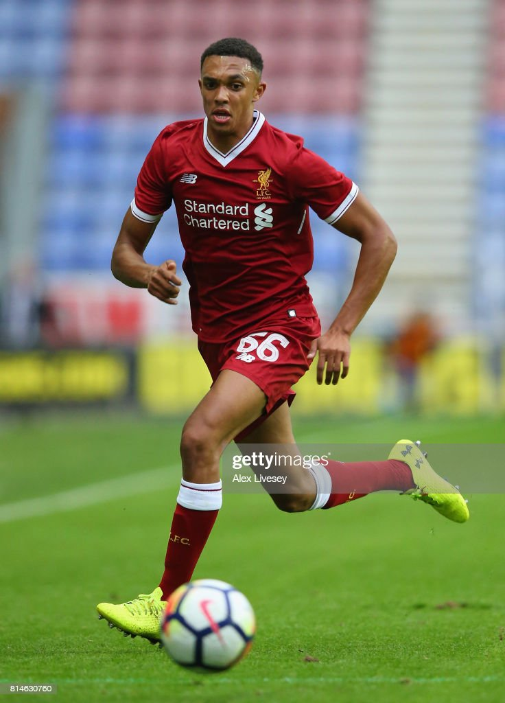 Wigan Athletic v Liverpool - Pre Season Friendly