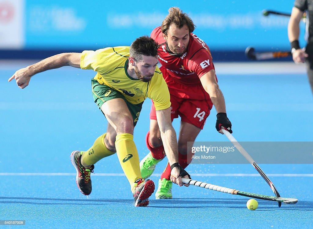 FIH Men's Hero Hockey Champions Trophy 2016 - Day Four