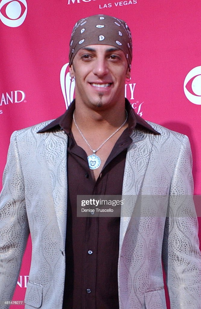 Trent Tomlinson during 41st Annual Academy of Country Music Awards Arrivals at MGM Grand in Las Vegas Nevada United States