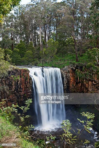 Trentham Falls . Victoria, Australia