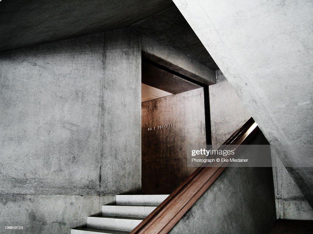 Treppenhaus : Stock Photo