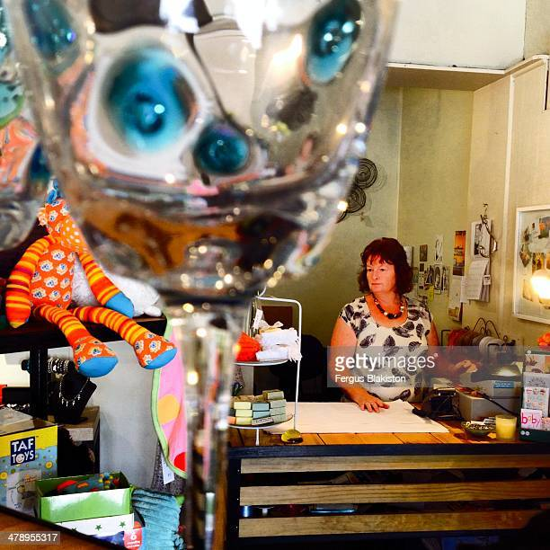 Tres Jolie Gift Shop in Geraldine on New Zealand's South Island