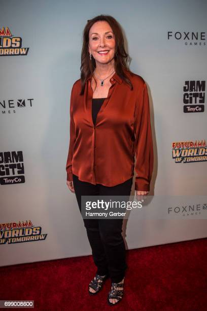 Tress Macneille attends the Launch Of 'Futurama Worlds Of Tomorrow' at Avalon Hollywood on June 20 2017 in Los Angeles California