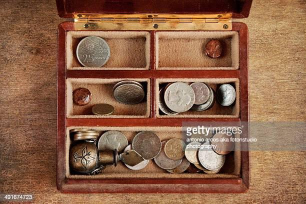Tresures box