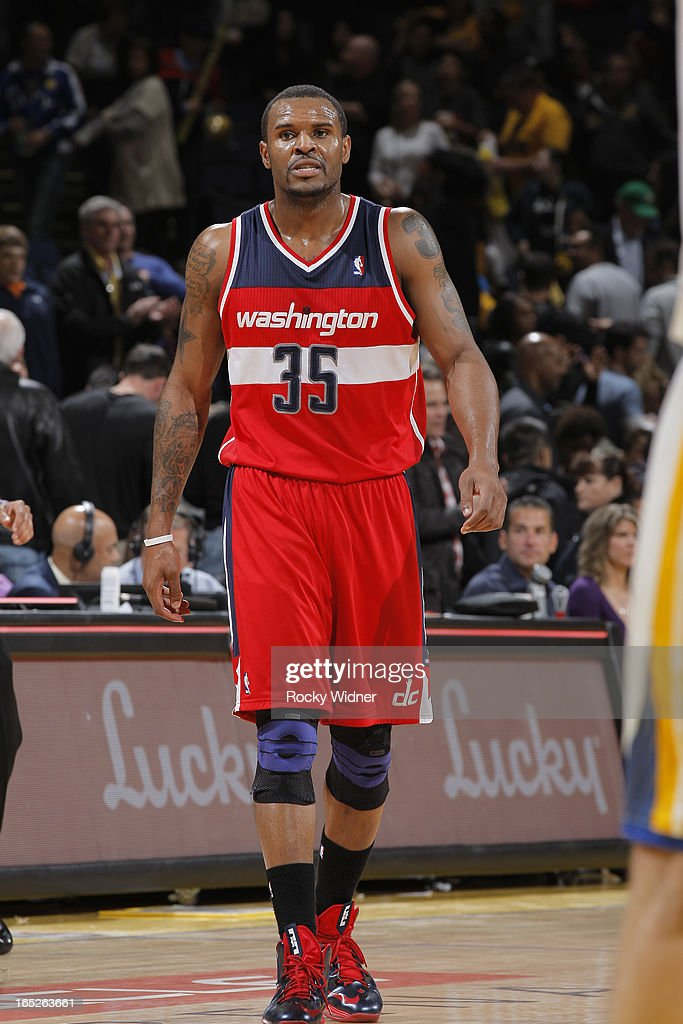 <a gi-track='captionPersonalityLinkClicked' href=/galleries/search?phrase=Trevor+Booker&family=editorial&specificpeople=4123563 ng-click='$event.stopPropagation()'>Trevor Booker</a> #35 of the Washington Wizards against the Golden State Warriors on March 23, 2013 at Oracle Arena in Oakland, California.