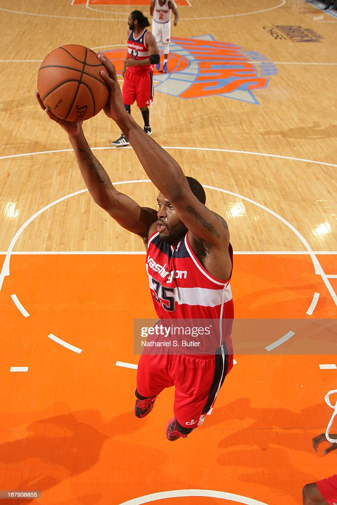 <a gi-track='captionPersonalityLinkClicked' href=/galleries/search?phrase=Trevor+Booker&family=editorial&specificpeople=4123563 ng-click='$event.stopPropagation()'>Trevor Booker</a> #35 of the Washington Wizards grabs a rebound against the New York Knicks on April 9, 2013 at Madison Square Garden in New York City.