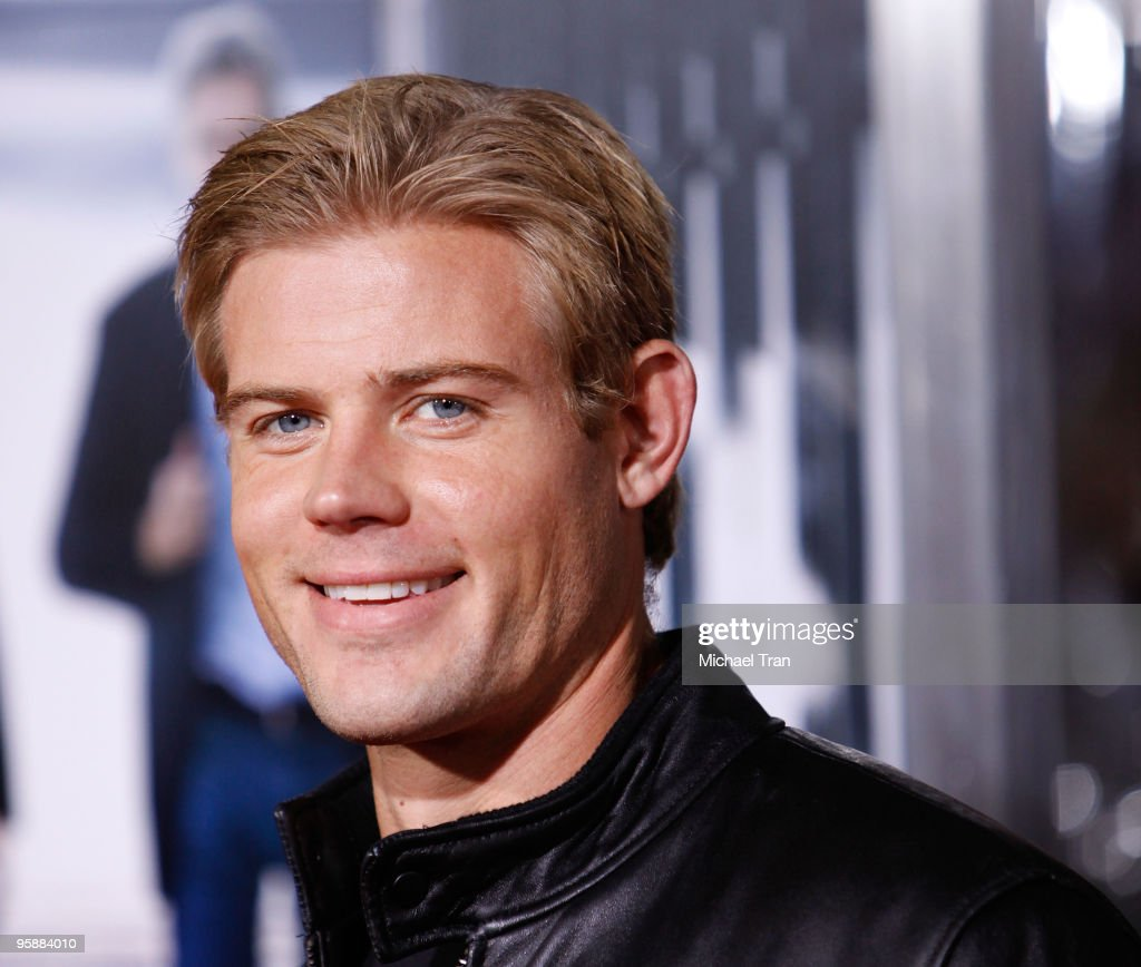 Trevor Donovan arrives to the Los Angeles premiere of 'Extraordinary Measures' held at Grauman's Chinese Theatre on January 19, 2010 in Hollywood, California.