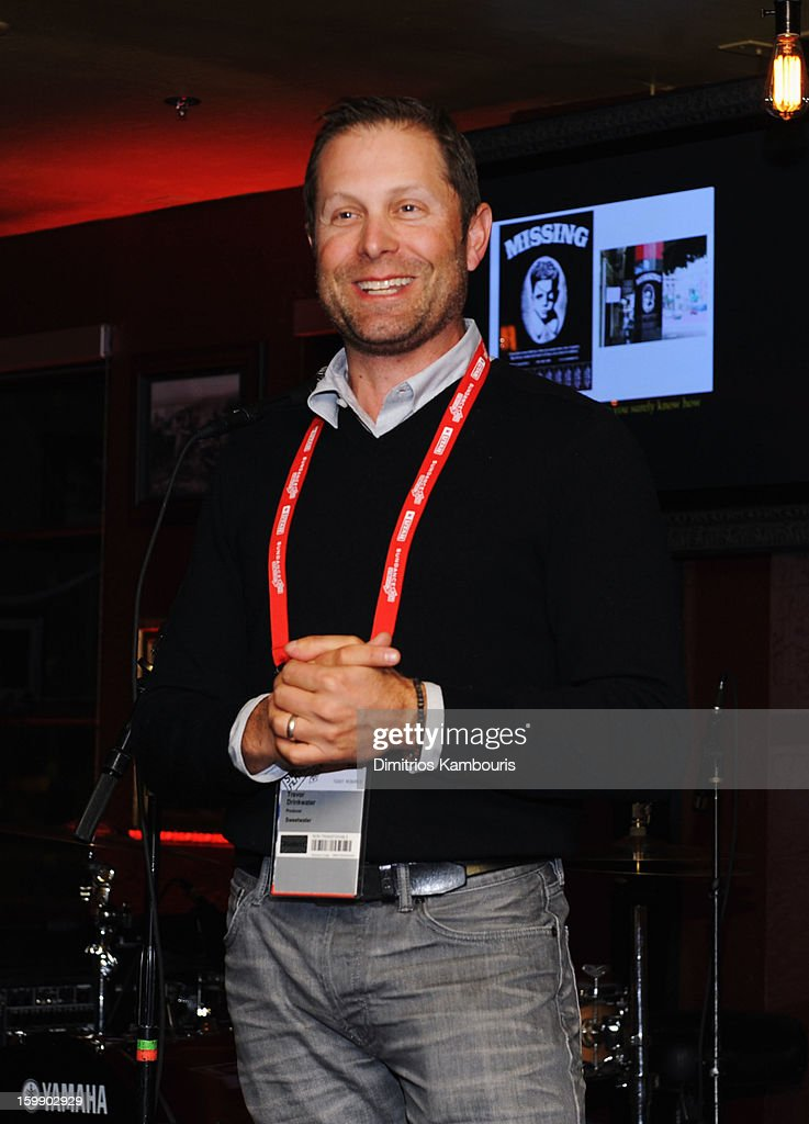 Trevor Drinkwater Chief Executive Officer, ARC Entertainment, attends the Sweetwater official cast and filmmakers party sponsored by True Religion on January 22, 2013 in Park City, Utah.