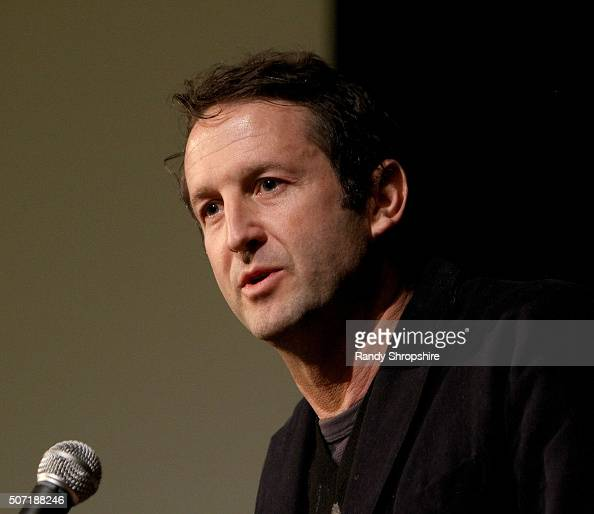 Trevor Groth attends the premiere screening event for Amazon Original Series 'The New Yorker Presents' at Sundance Film Festival at Egyptian Theatre...