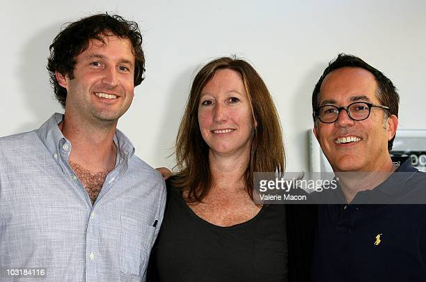 Trevor Groth Keri Punam and John Cooper attend the 2010 Sundance Film Festival Shorts at on July 31 2010 in Los Angeles California