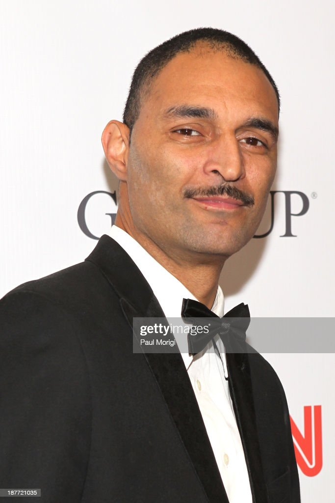 Trevor Holland attends the Thurgood Marshall College Fund 25th Awards Gala on November 11, 2013 in Washington City.