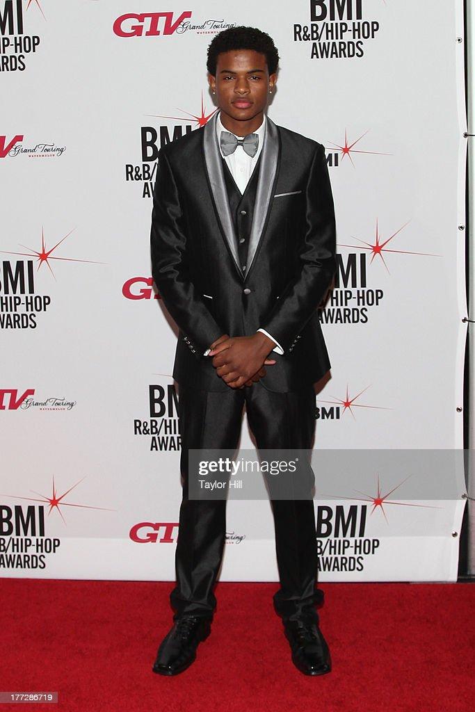 Trevor Jackson attends BMI's 2013 R&B/Hip-Hop Awards at The Manhattan Center on August 22, 2013 in New York City.