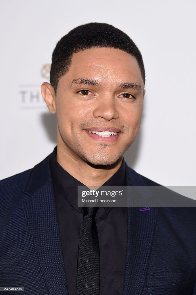 Trevor Noah attends Chivas' The Venture Final Event on July 14, 2016 in New York City.