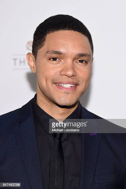 Trevor Noah attends Chivas' The Venture Final Event on July 14 2016 in New York City
