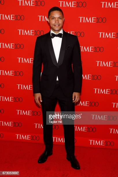 Trevor Noah attends the 2017 Time 100 Gala at Jazz at Lincoln Center on April 25 2017 in New York City