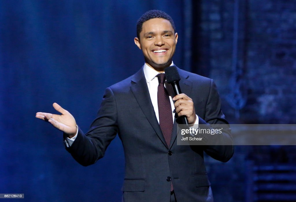 Trevor Noah on The Daily Show Undesked Chicago 2017: Lets Do This Before It Gets Too Damn Cold Comedy Centrals The Daily Show with Trevor Noah taping Monday, October 16 through Thursday, October 19 from Chicagos The Athenaeum Theatre and airing nightly at 11:00 p.m. ET/PT, 10:00 p.m. CT on October 16, 2017 in Chicago, Illinois.