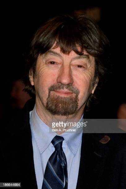 Trevor Nunn attends as The national Theatre celebrate 50 years on stage at The National Theatre on November 2 2013 in London England