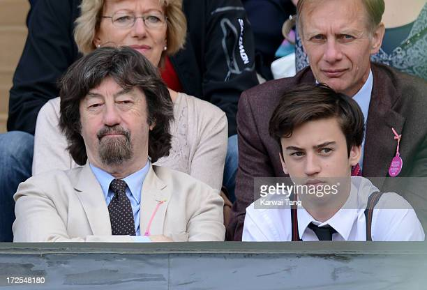Trevor Nunn attends Day 9 of the Wimbledon Lawn Tennis Championships at the All England Lawn Tennis and Croquet Club on July 3 2013 in London England