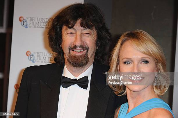 Trevor Nunn attends the 56th BFI London Film Festival Awards at Banqueting House on October 20 2012 in London England