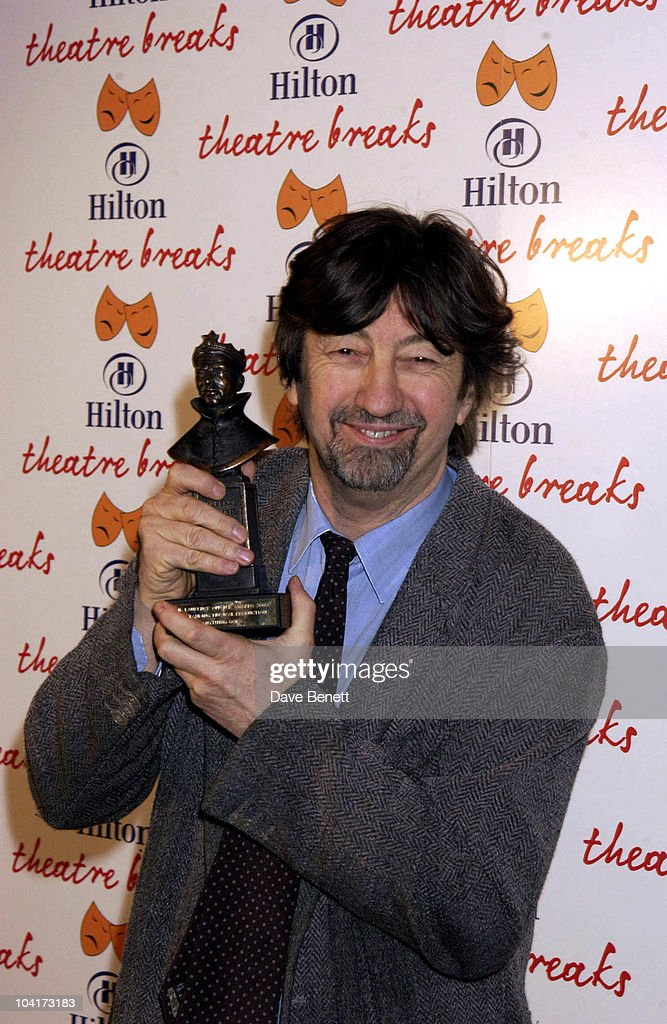 Trevor Nunn, The Laurence Olivier Theatre Awards 2003 Held At The Lyceum Theatre In London