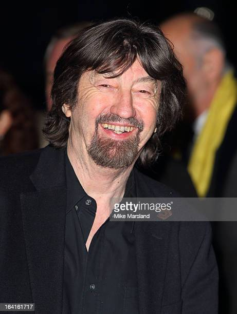 Trevor Nunnattends the private view of 'David Bowie Is' at Victoria Albert Museum on March 20 2013 in London England