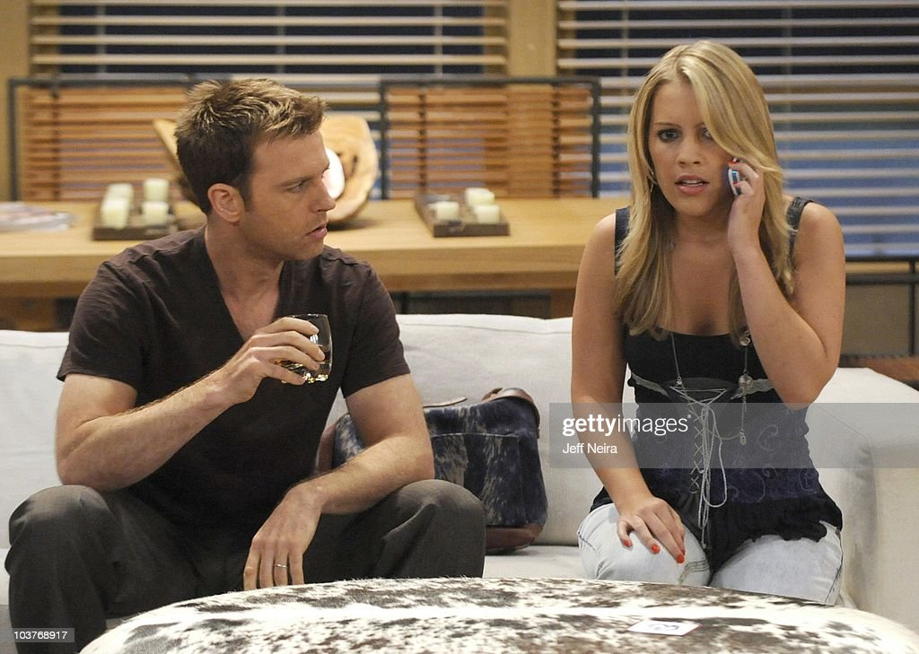 LIVE - Trevor St. John (Todd) and Kristen Alderson (Starr) in a scene that begins airing the week of August 30, 2010 on ABC Daytime's 'One Life to Live.' 'One Life to Live' airs Monday-Friday (2:00 p.m. - 3:00 p.m., ET) on the ABC Television Network. OLTL10 (Photo by Jeff Neira/ABC via Getty Images) TREVOR