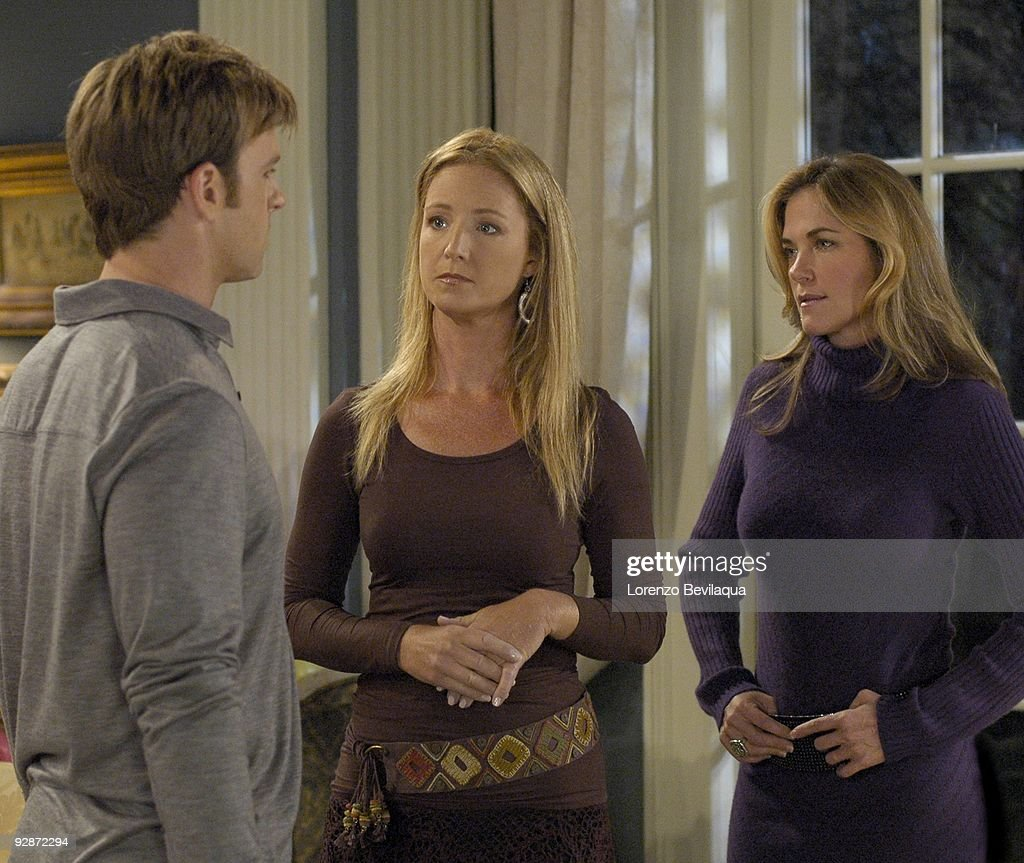 LIVE - Trevor St. John (Todd), Susan Haskell (Marty) and Kassie DePaiva (Blair) in a scene that airs the week of November 2, 2009 on ABC Daytime's 'One Life to Live.' 'One Life to Live' airs Monday-Friday (2:00 p.m. - 3:00 p.m., ET) on the ABC Television Network. OLTL09 (Photo by Lorenzo Bevilaqua/ABC via Getty Images) TREVOR