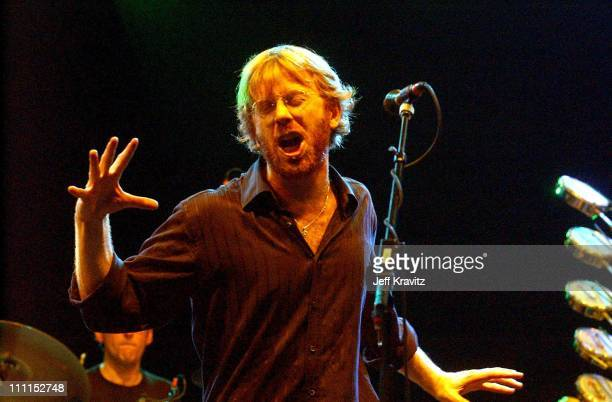 Trey Anastasio during Bonnaroo Music Festival in Manchester Tennessee United States