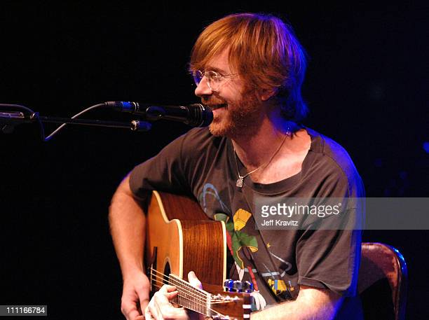 Trey Anastasio during Vegoose Music Festival 2005 Trey Anastasio October 28 2005 at The Alladin in Las Vegas Nevada United States