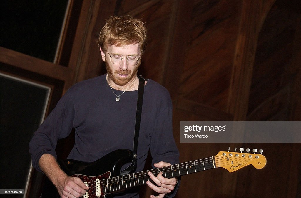 Trey Anastasio during Woodstock Film Festival and Allaire Studios Present 'Rising Low' Directed by Mike Gordon of Phish at Allaire Studios in Woodstock, New York, United States.