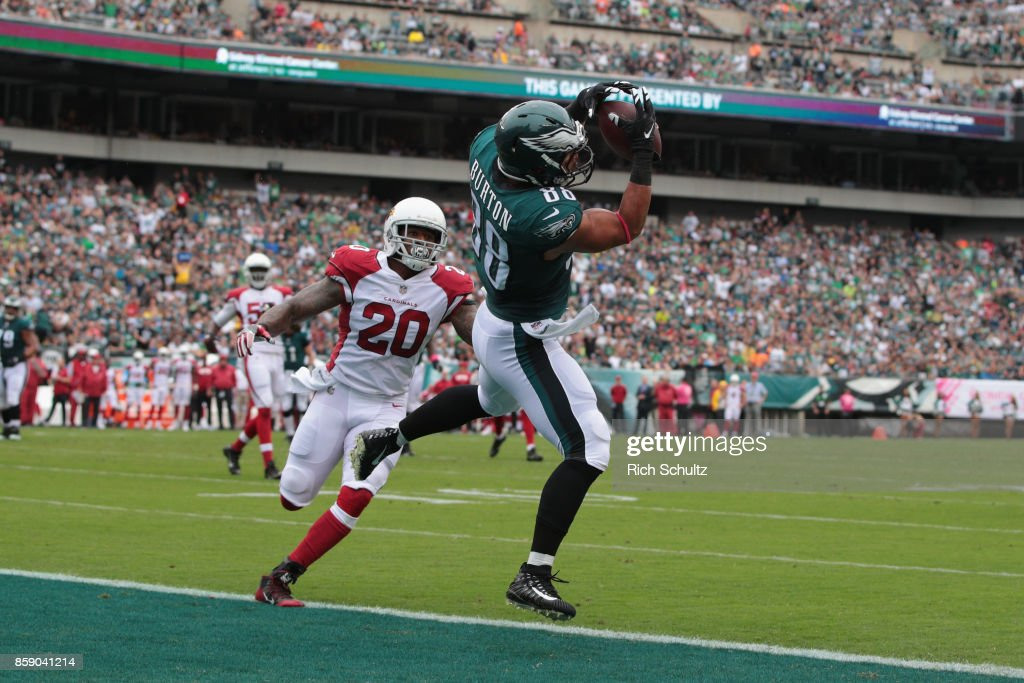 Arizona Cardinals v Philadelphia Eagles