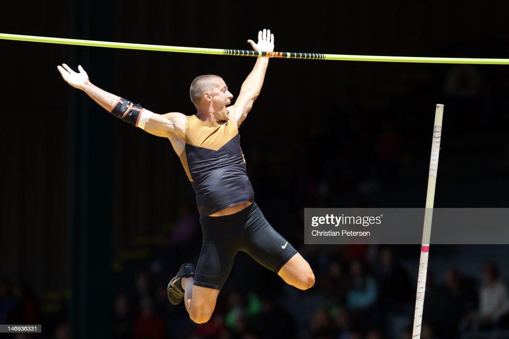 2012 U.S. Olympic Track & Field Team Trials - Day 2