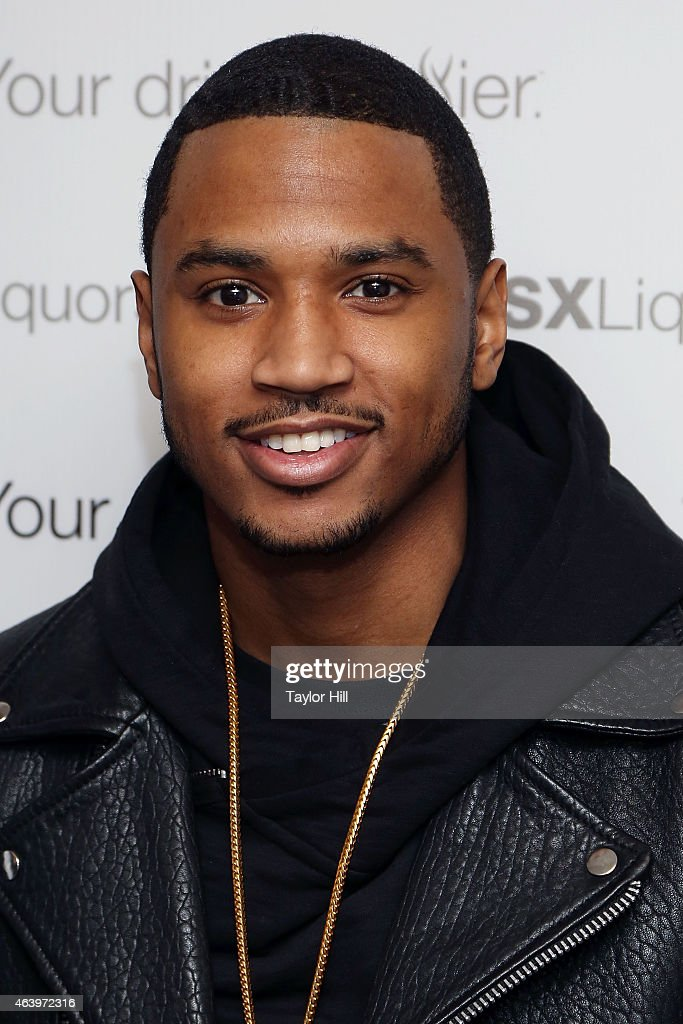 Trey Songz Beverage Launch