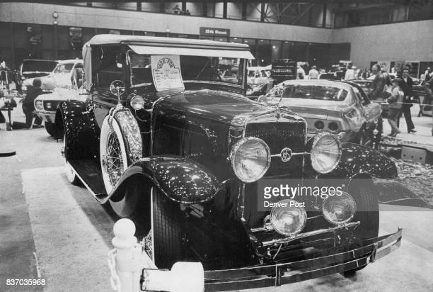 Tri State Auto Exhibition Straight From 'Gatsby' Era This 1928 Lasalle Lent Elegance Credit Denver Post