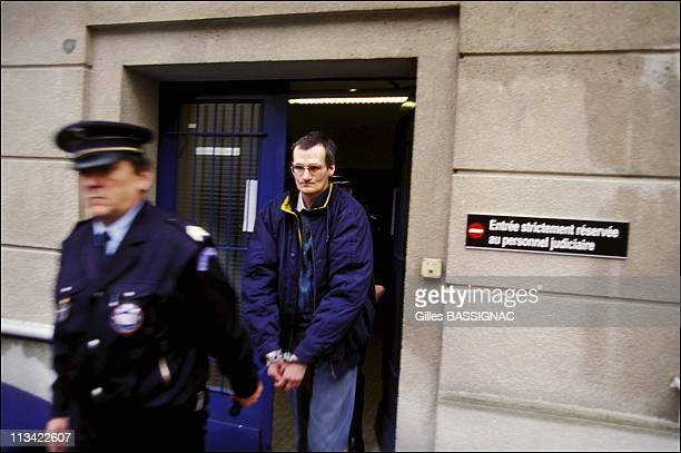 Trial Of Francis Heaulme On January 27Th 1994