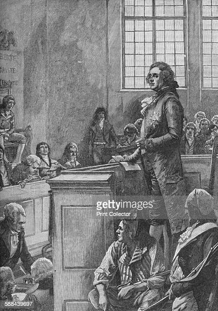 the trial and execution of louis Why was louis xvi executed update cancel  he was subseuently put on trial,  the charges to justify the execution of louis xvi was treason.