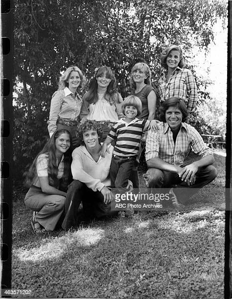 ENOUGH 'Triangles' Airdate September 28 1977 FRONT ROW CONNIE NEWTON NEEDHAMWILLIE AAMESADAM RICHGRANT GOODEVE BACK ROW DIANNE KAYSUSAN...