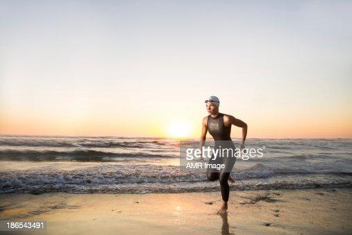 Triathlon Athlete