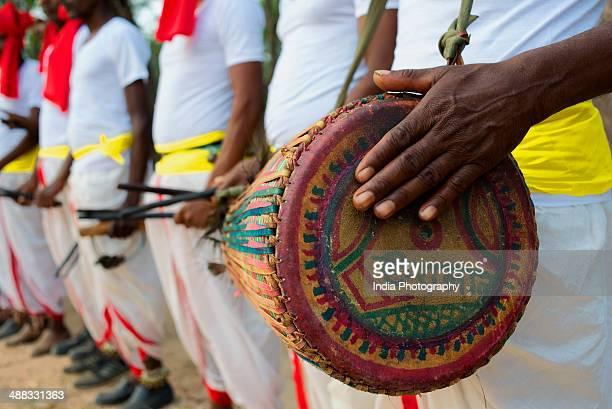 Tribal Drummer