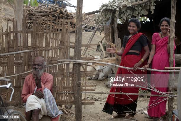 Tribal people living in The Melghat Tiger Reserve Melghat is located on the southern offshoot of Satpura Hill Range at Amravati district bordering...