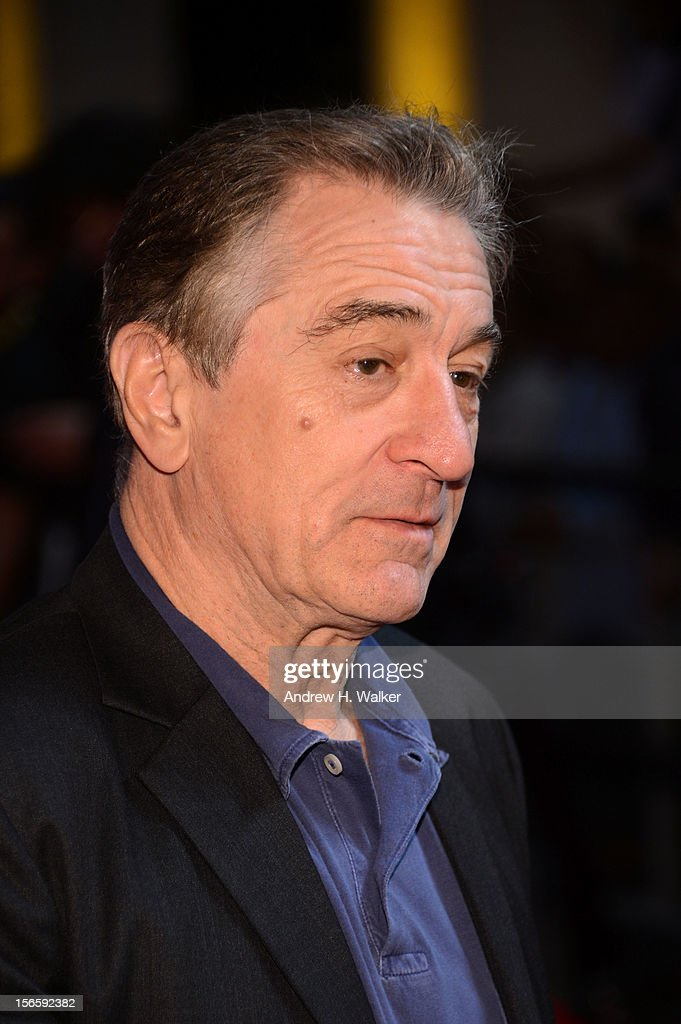 Tribeca Film Festival co-founder Robert De Niro attends the opening night ceremony and gala screening of 'The Reluctant Fundamentalist' during the 2012 Doha Tribeca Film Festival at Al Mirqab Hotel on November 17, 2012 in Doha, Qatar.
