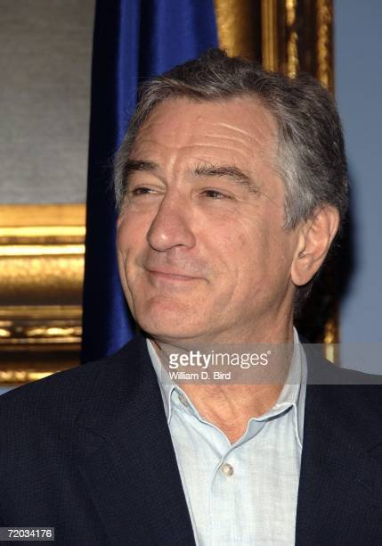 Tribeca Film Festival cofounder Robert De Niro speaks about the partnership between the new Rome Film Festival and Tribeca Film Festival during a...